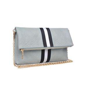 Moda Luxe Jules clutch -mint